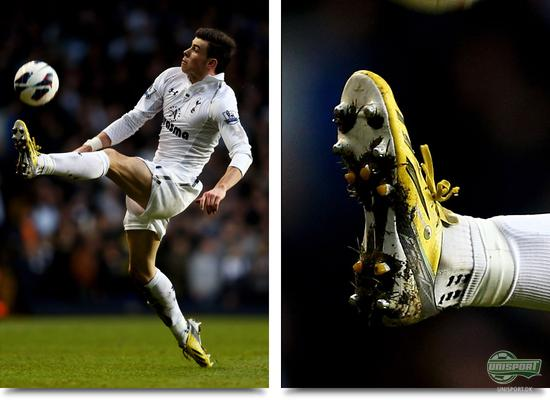 bootspot, boot spot, støvlespot, unisport, unisportstore, bale, gareth bale, tottenham, spurs, adidas f50 adizero, adidas