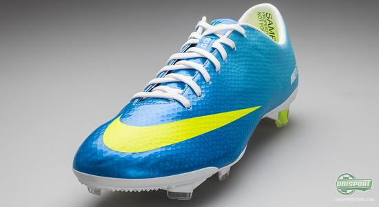 free shipping fad24 70092 It is only the Vapor IX that could make sky blue, neon yellow and pink look  good. Nike Mercurial ...