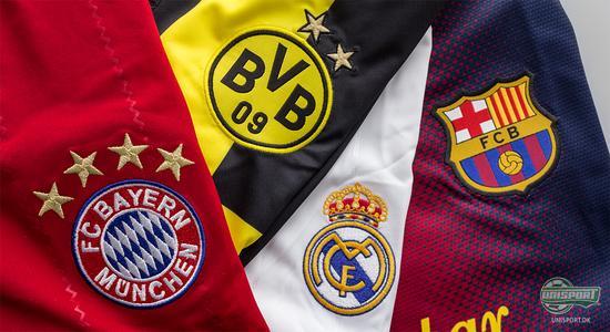 chl, cl, champions league, champions, league, bayern, munchen, bayern munchen, bvb, borussia, dortmund, borussia dortmund, real madrid, real, madrid, fcb, fc barcelona, barcelona, unisport, unisportstore, puma, adidas, nike