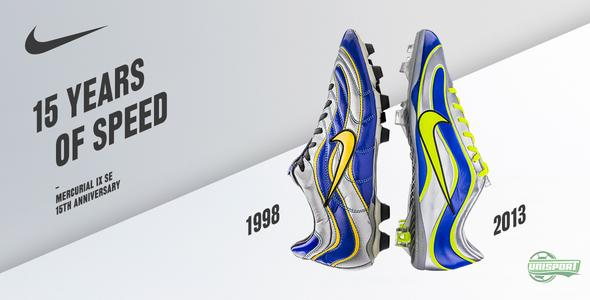 The Mercurial Archive: 15 years of Speed hyllas i ett nytt Universum
