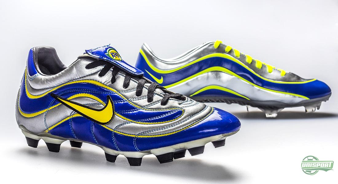 Nike celebrate 15 years of Mercurial and recreate the R9 boot