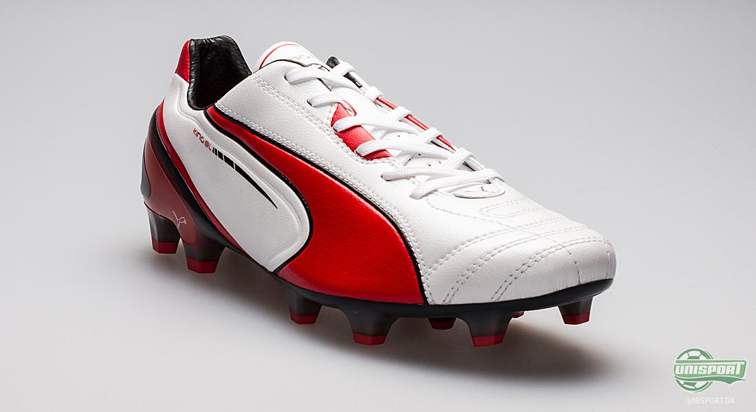 puma king sl white