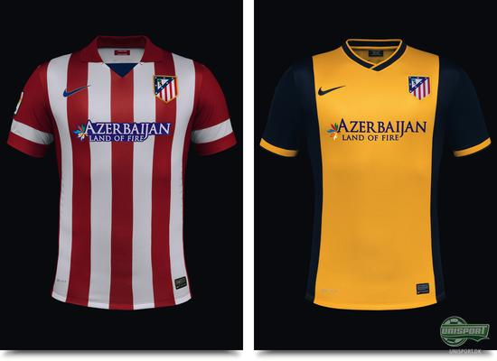atletico madrid, atletico, madrid, nike, nike football, dri fit, drifit, authentic, unisport, unisportstore