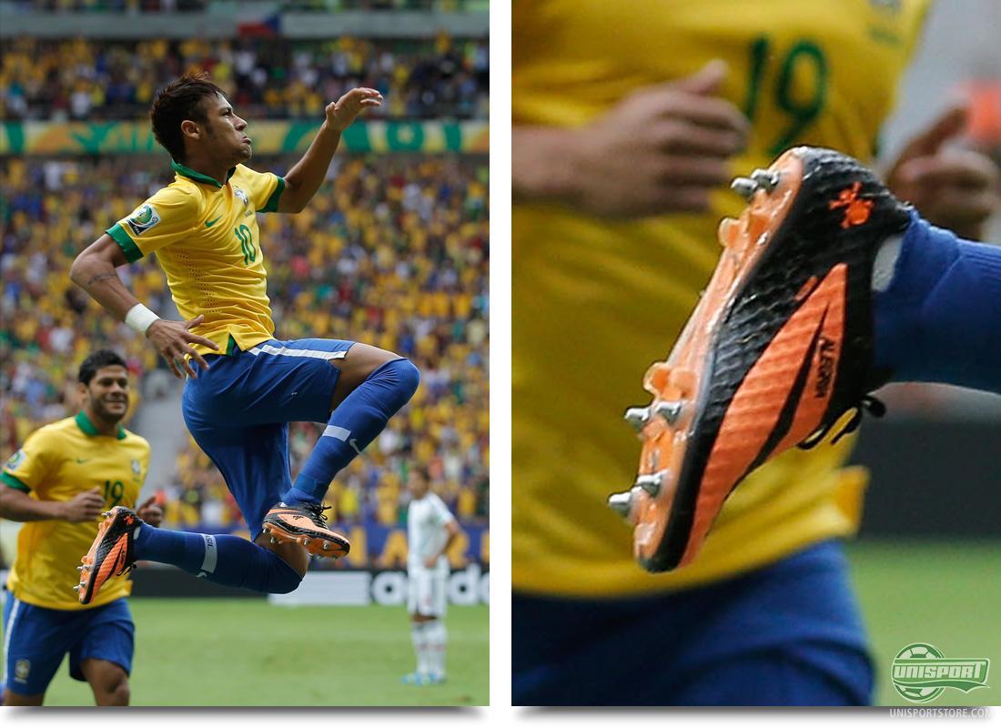 Neymar Jr. (Brazil) – Nike