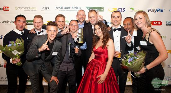 ehandel, e-handel, e-commerce, commerce, webshop, online shop, online, award, fdih, european commerce awards, b2c, social commerce, brugernes favorit, guldprisen, unisport, unisportstore