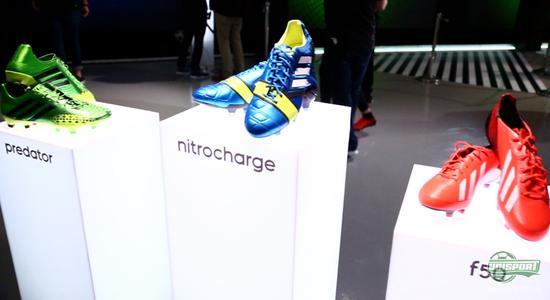 adidas, lab, london, nitrocharge, predator, f50, aubrey, dolan, football, unisport, unisportstore
