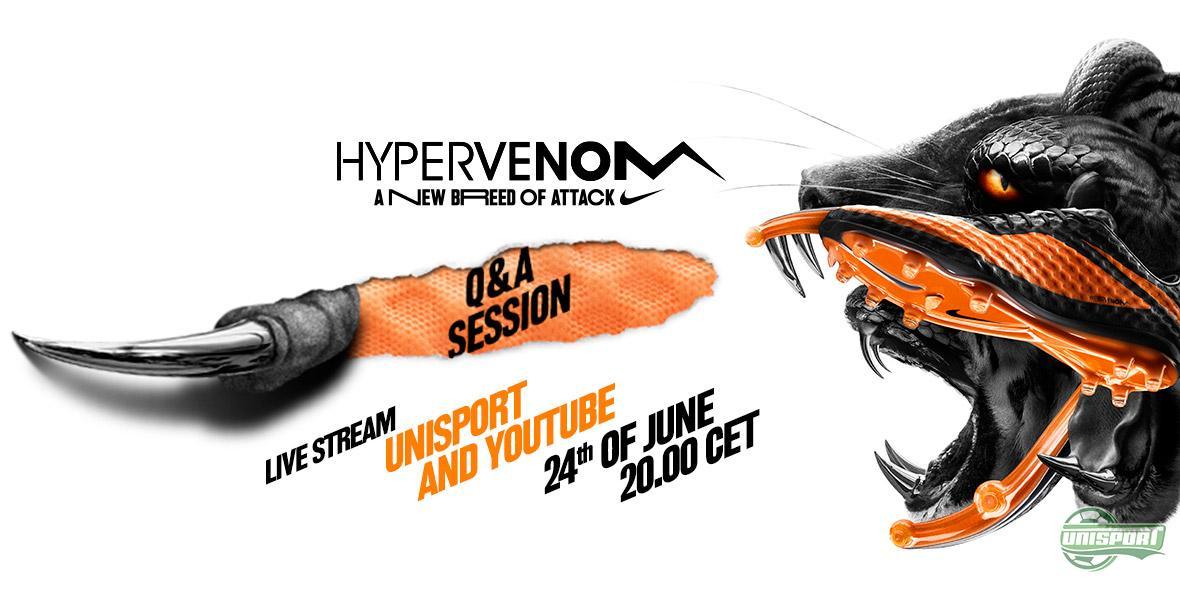 nike hypervenom phantom logo wwwimgkidcom the image