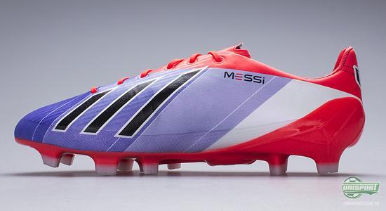 adidas, messi, fotbollsskor, f50 adizero, lionel messi, fotboll, unisport, unisportstore, adidas fotbollsskor, messi fotbollsskor
