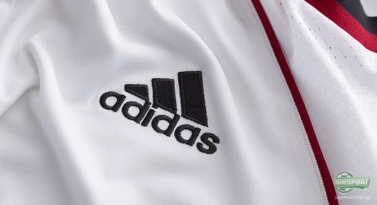 adidas, milan, milano, ac milan, fotballdrakt, fotball, italia, unisport, unisportstore