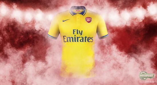 nike fotball, fotball, arsenal, emirates, london, fotballdrakt, unisport, unisportstore