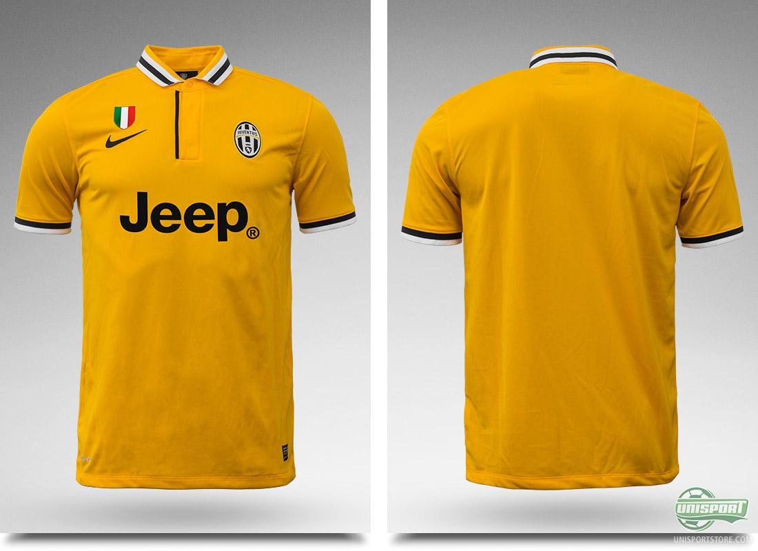 Juventus Launch New And Elegant Yellow Away Shirt