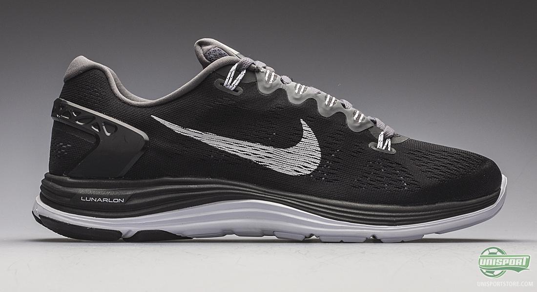 Nike Lunarglide 3 Black Nike LunarGlide  5 is Nikes