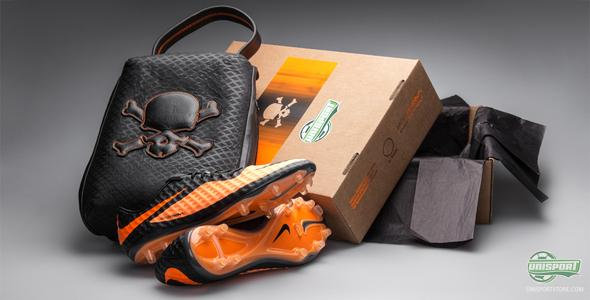 2ac118eced23 Nike launch an exclusive Hypervenom Limited Edition boot bag - We zoom in  and take a closer look