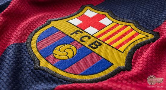 nike, fotball, barcelona, neymar, neymar jr, nummer 11, hjemmedrakt, fotballdrakt, unisport, unisportstore