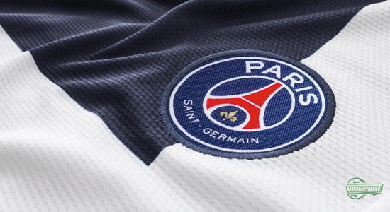 nike, fotball, fotballdrakt, paris, paris saint germain, paris saint-germain, psg, fotballdrakt, bortedralt, unisport, unisportstore