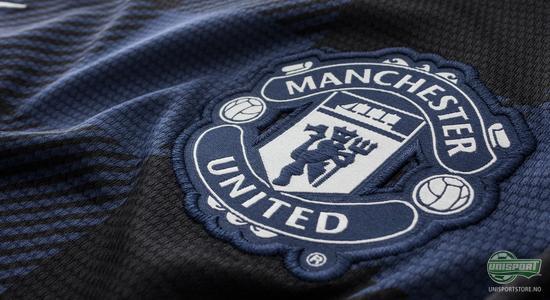nike, fotball, manchester united, manchester, united, fotballdrakt, bortedrakt, away,unisport, unisportstore