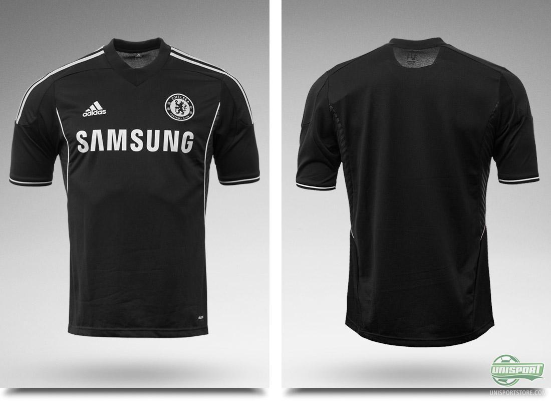 Chelsea launch their elegant new black third shirt 4f3fc5233