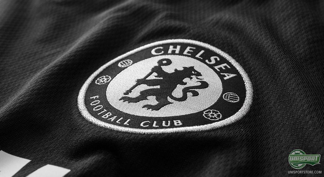 Chelsea launch their elegant new black third shirt