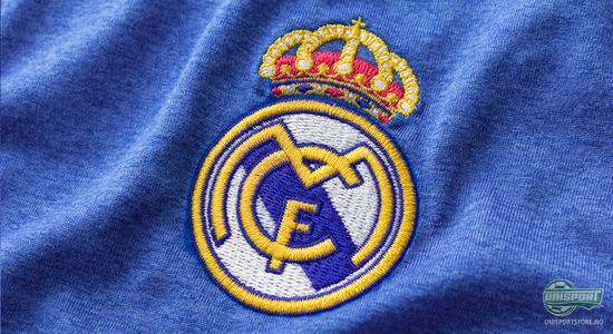 adidas, fotball, real madrid, real, madrid, spania, fotballdrakt, bortedrakt, borte, away, kongeklubb, unisport, unisportstore