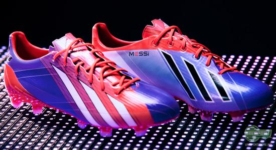 adidas, f50, adizero, messi, lionel messi, speed of light, fotballsko, unisport, unisportstore