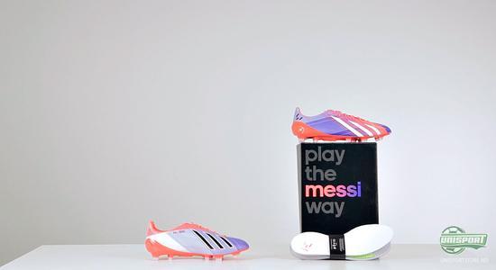 adidas, adizero, messi, speed of light, unboxing, joltter, unisport, unisportstore