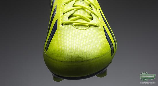 adidas, adizero, bale, fotballsko, neongul, adidas adizero, unisport, unisportstore
