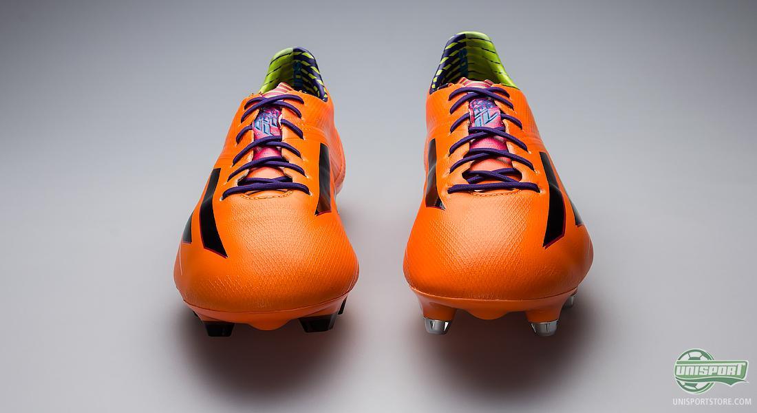 adidas adizero f50 samba orange