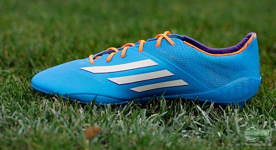 adidas, f50, adizero, ny adizero, 5 generasjon, 5, fem, fem genrasjon, fotballsko, fotball, unisport, unisportstore