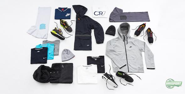 Nike look of Football - keep the football style over the winter