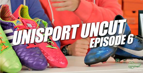 Unisport Uncut Episode 6: Samba Pack and CR7 Galaxy up close