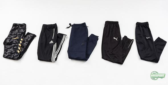 Ready for physical activity - training trouser from Adidas, Nike, Hummel and Puma