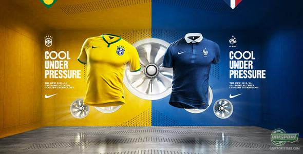 World Cup ready: Come close to France and Brazil in a new campaign