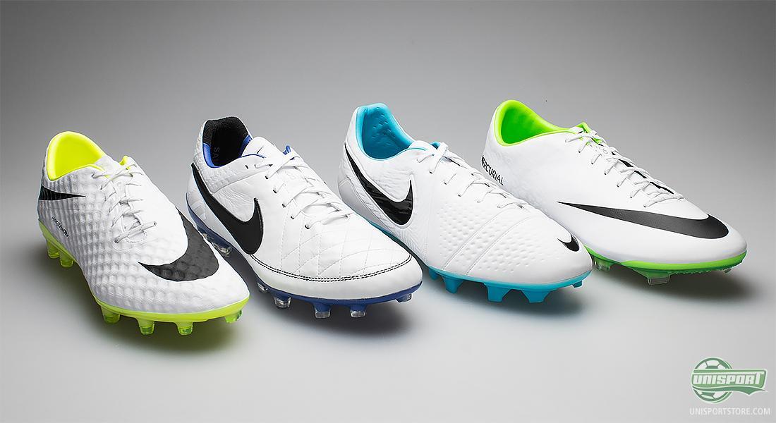 Nike Reflective Pack - football boots celebrate Brazilian NYE