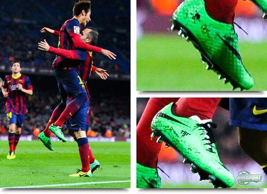 nike, hypervenom, phantom, neymar, neymar jr, fotballsko, nike fotballsko, neymar fotballsko, grønn, unisport, unisportstore