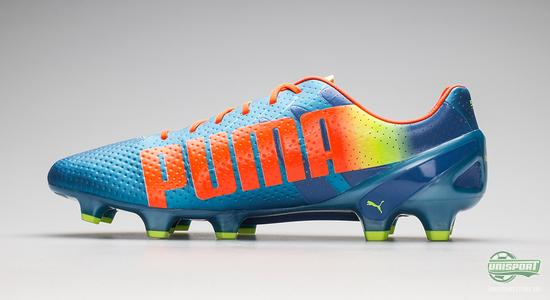 puma, evospeed, lett, super light, sl, fotballsko, fotball, unisport, unisportstore