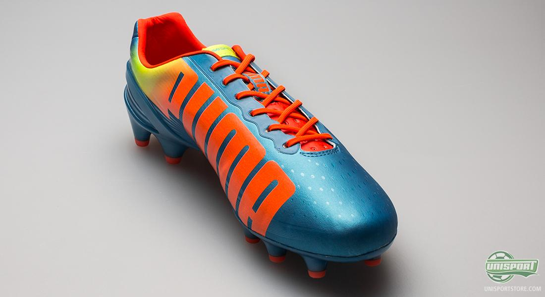 PUMA evoSPEED 1.2 in a new and fresh Blue/Yellow/Orange ...