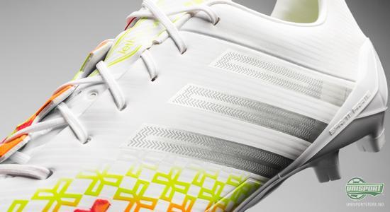 adidas, predator, fotballsko, farger, hvit, sort, unisport, unisportstore