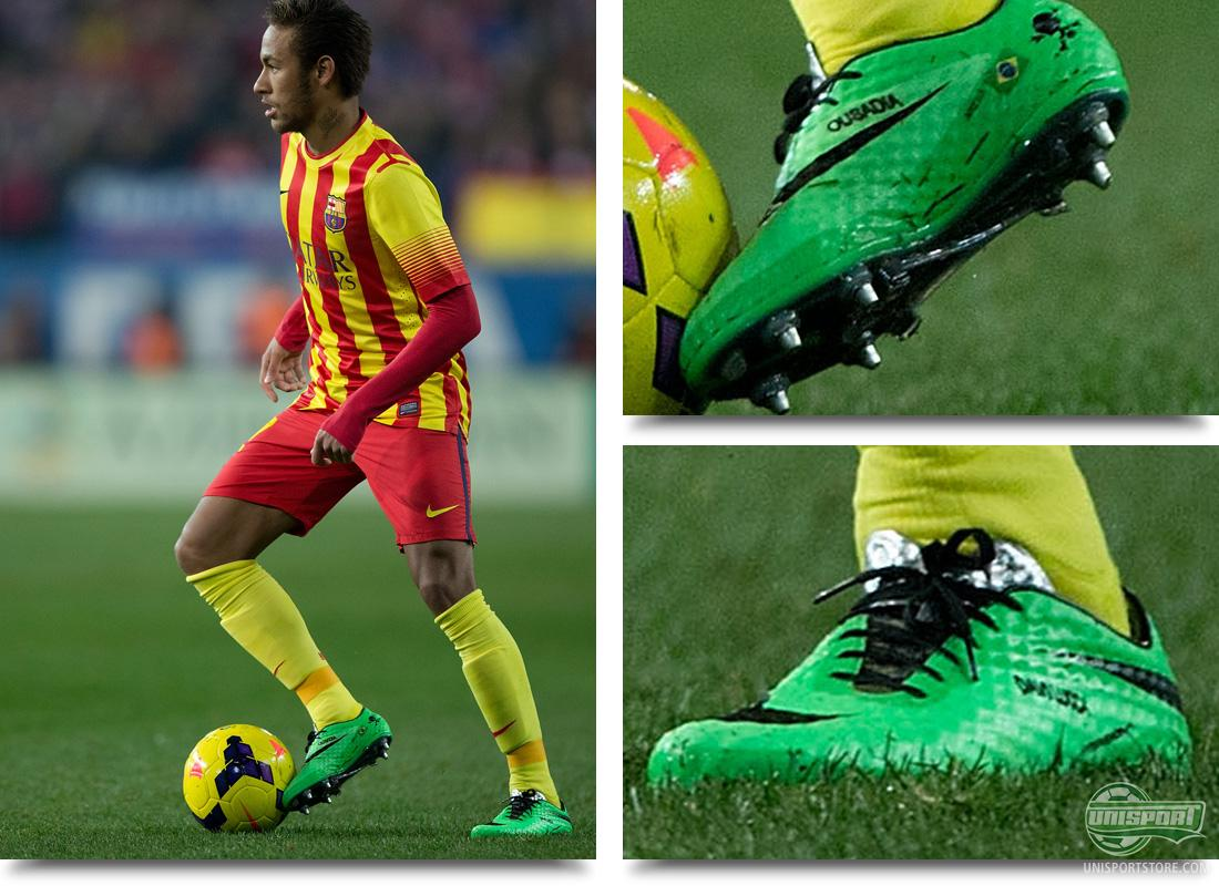 Neymar Cleats Hypervenom 2014