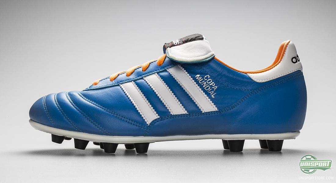The Samba rhythms are coming: Adidas Copa Mundial gets five ...