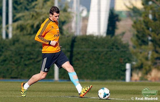 The rumours are that Gareth Bale is testing the coming Adidas Crazylight 2e331b5cf