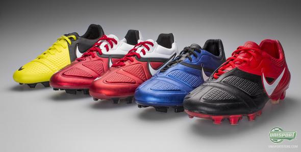 Run-through of the three Nike CTR360 boots thus far