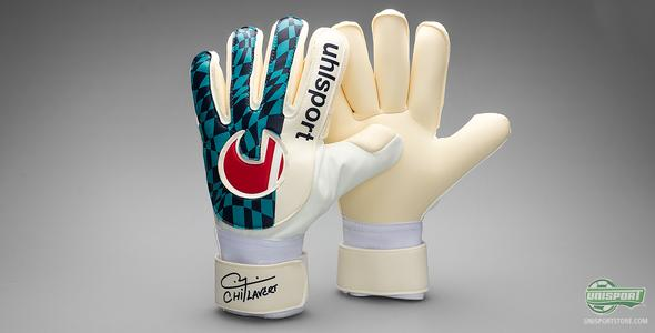 New goalkeepers gloves from Uhlsport pay tribute to Chilavert