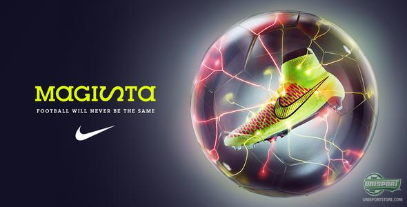 Nike Magista - Football will never be the same again