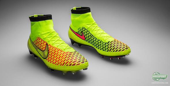 The Nike Magista Obra - a closer look