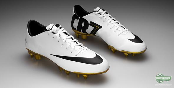 Nike celebrate CR7s Ballon d'Or with Mercurial Vapor CR SE