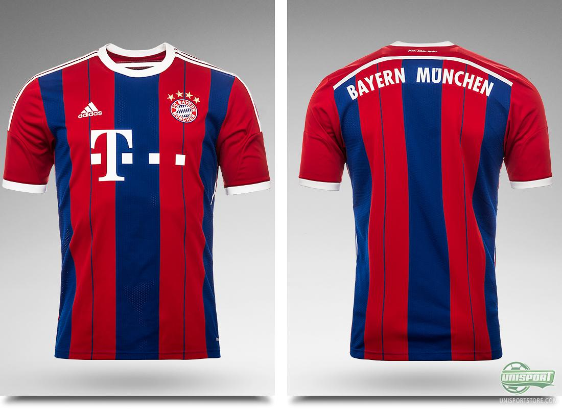 adidas bring back the blue in bayern munich 39 s new home shirt. Black Bedroom Furniture Sets. Home Design Ideas