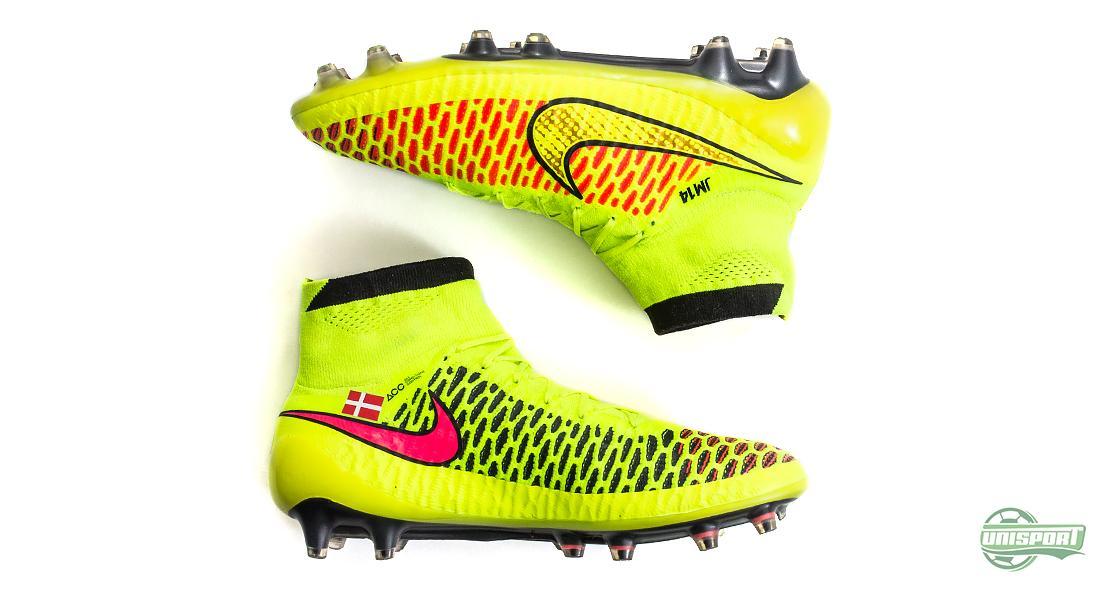 fodboldstøvler med navn