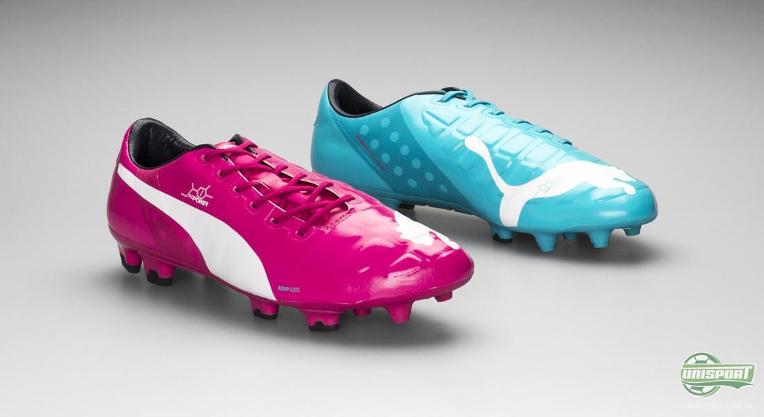 Puma Roze Met Blauw