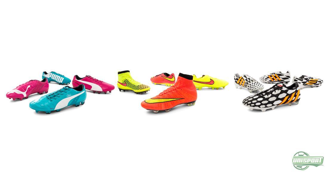 Adidas Skor Fotboll
