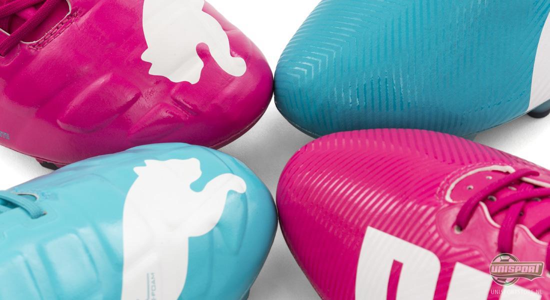 Puma Roze Blauw Kopen